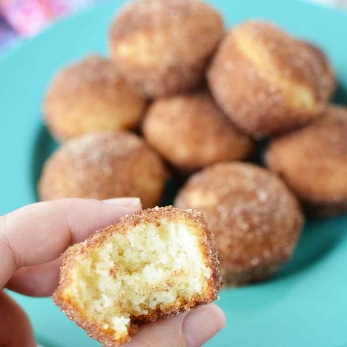 Mini Recette De Muffins Aux Beignets Recette Facile Et Saine