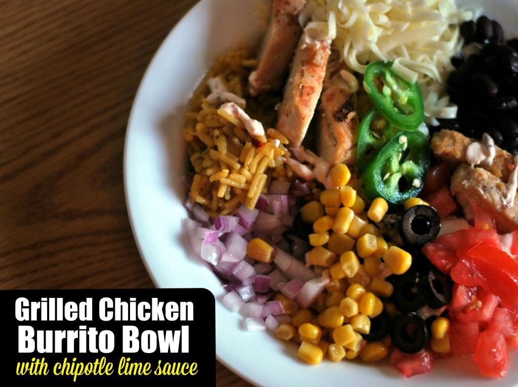 Burrito de pollo á prancha con salsa chipotilla y cal | Recetas de abella da tía