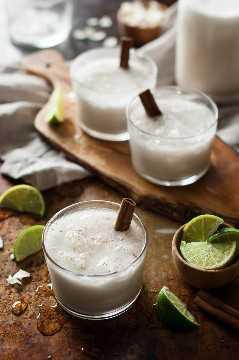 Receta - Cómo preparar Horchata de Coco