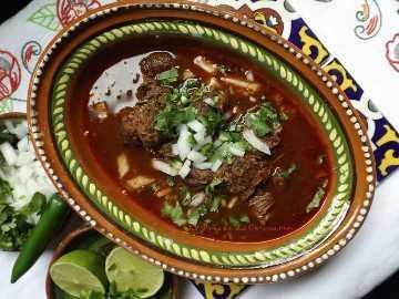 Receta Birria de Res al Estilo Michoacan