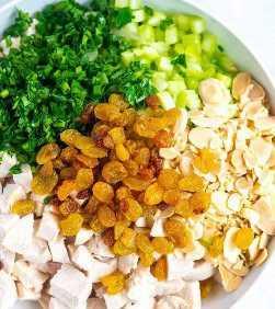 Cómo hacer la mejor ensalada de pollo