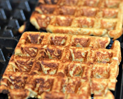 Miel Manojos De Avena Waffles 4