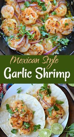 Aprenda a fazer camarão ao estilo mexicano, fácil de fazer e delicioso em qualquer época do ano.