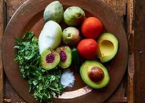 Ingredientes Xoconostle Cactus Pico De Gallo