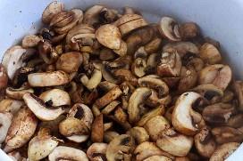 Cozinhar cogumelos
