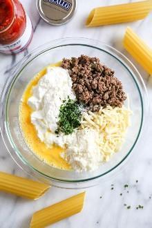 """Este sencillo plato de pasta de manicotti horneado al horno, conocido como Canelones, se rellena con ricotta, parmesano, mozzarella y carne molida magra, y luego se cubre con salsa y queso. ¡Perfecto para las vacaciones, para llevarlo a un restaurante o para disfrutar cualquier noche de la semana! """"Width ="""" 550 """"height ="""" 825 """"srcset ="""" """"srcset ="""" https://www.skinnytaste.com/wp- contenido / uploads / 2018/12 / Baked-Beef-and-Cheese-Manicotti-Cannelloni-1-2.jpg 550w, https://www.skinnytaste.com/wp-content/uploads/2018/12/Baked-Beef -y-Cheese-Manicotti-Cannelloni-1-2-170x255.jpg 170w, https://www.skinnytaste.com/wp-content/uploads/2018/12/Baked-Beef-and-Cheese-Manicotti-Cannelloni- 1-2-500x750.jpg 500w, https://www.skinnytaste.com/wp-content/uploads/2018/12/Baked-Beef-and-Cheese-Manicotti-Cannelloni-1-2-260x390.jpg 260w, https://www.skinnytaste.com/wp-content/uploads/2018/12/Baked-Beef-and-Cheese-Manicotti-Cannelloni-1-2-150x225.jpg 150w """"tamaños ="""" (ancho máximo: 550px ) 100vw, 550px """"data-jpibfi-post-excerpt ="""" """"data-jpibfi-post-url ="""" https://www.skinnytaste.com/baked-manicotti-cannelloni/ """"data-jpibfi-post-title ="""" Manicotti (Canelones) de carne y queso al horno """"data-jpibfi-src ="""" https://www.skinnytaste.com/wp-content/uplo ads / 2018/12 / Manicotti-Canelones-1-2.jpg Al Horno De Carne Y Queso Al Horno"""