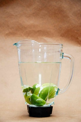Mezcla de limas para limonada