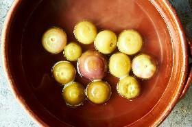 Tomatillos Hervidos
