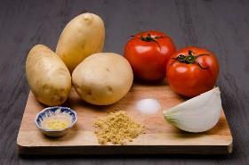 Ingredientes Sopa De Patata Mexicana