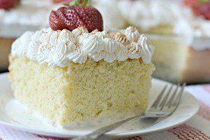 La mejor receta de pastel de Tres Leches