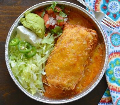 Carne Asada Burritos Asesados Deliciosos