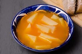 Sopa de patata mexicana