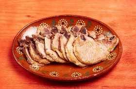 Chuletas De Cerdo Doradas