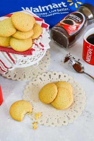 Galletas De Mantequilla (Mantecaditos) - Smart Little Cookie