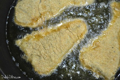 Bistec Empanizado (Filete Empanizado Cubano)   Delish D'Lites