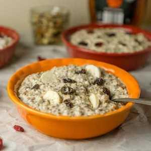 La mejor harina de avena de la noche a la mañana (más 10 increíbles ideas para mezclar)