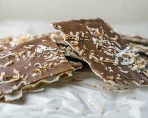 coco tostado chocolate matza