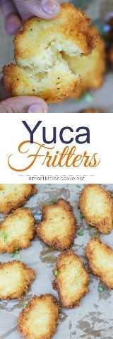Buñuelos de Yuca (Arepitas de Yuca) ~ ¡Una receta deliciosa y simple que hace un gran bocadillo, aperitivo o un acompañamiento para cualquier comida!