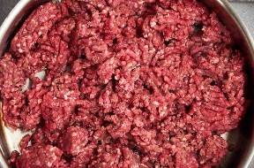 Browning De Carne Molida En Sartén