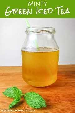 """chá gelado verde menta """"width ="""" 600 """"height ="""" 900 """"data-pin-description ="""" Este chá verde Minty é a bebida refrescante perfeita para o verão, com o frescor da menta e a doçura suave do xarope de agave. Pronto em alguns minutos. Naturalmente vegan / vegetariano e sem glúten. #icedtearecipes #summerdrinks #icedtea #drinkrecipes #greenicedtea #greentea #minticedtea #menta # sem glúten #vegan #veumerrerripes #agab #agave #pavesyrup #jasminegreentea """"srcset ="""" https. 2015/07 / minty-green-iced-tea-pinterest-1.jpg 600w, https://www.babaganosh.org/wp-content/uploads/2015/07/minty-green-iced-tea-pinterest-1 -200x300.jpg 200w """"tamanhos preguiçosos de dados ="""" (largura máxima: 600px) 100vw, 600px"""