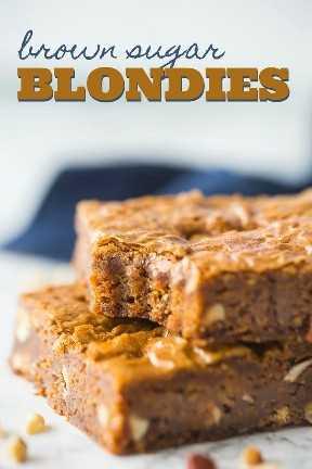 Receita clássica de Blondie