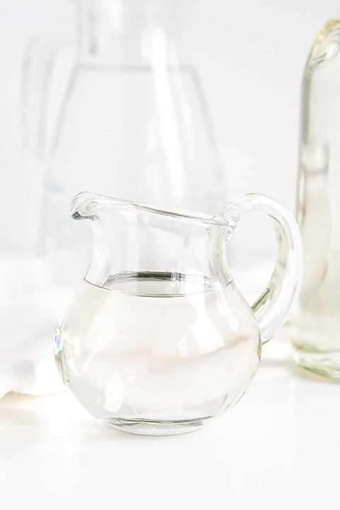 Use xarope simples em seus bolos ou em bebidas ou coquetéis congelados.