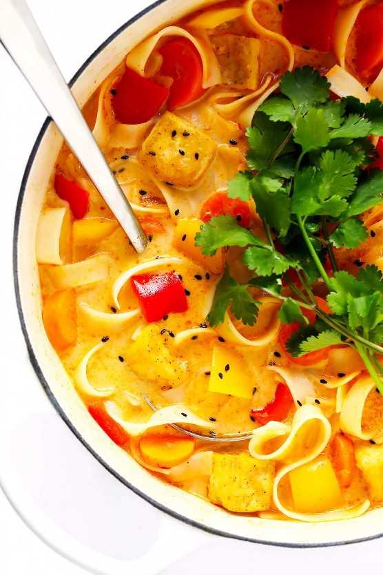 Cómo hacer curry rojo tailandés