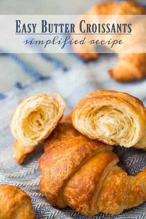 Mejor Receta Croissant