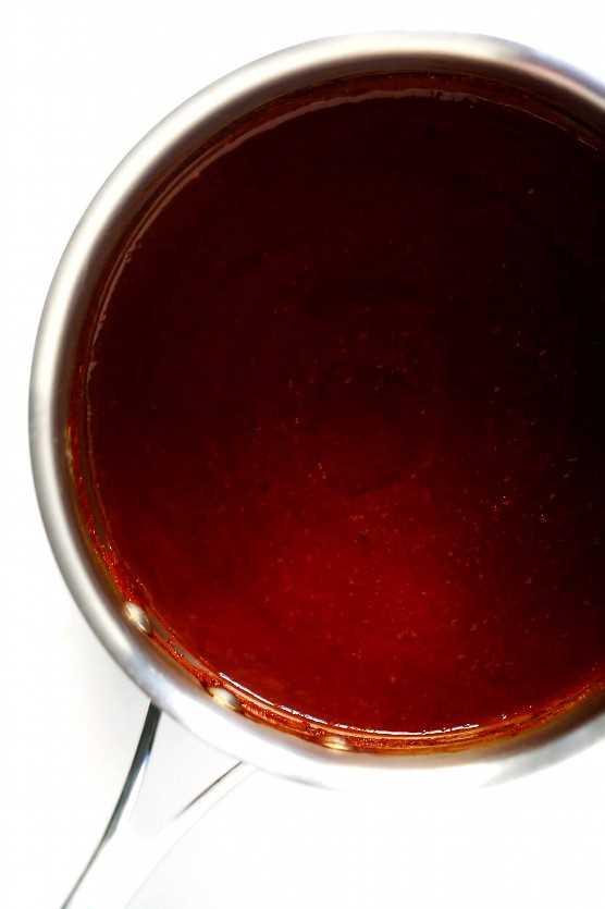 Ingredientes de salsa de topo santo de 20 minutos
