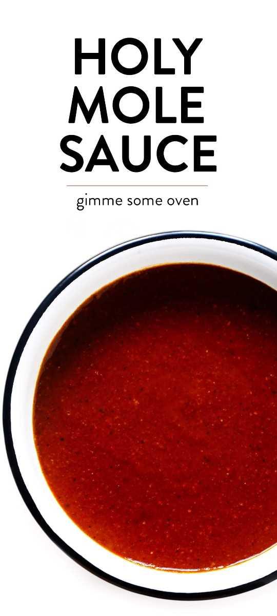 Receta de salsa Holy Moly de 20 minutos | Dame un horno