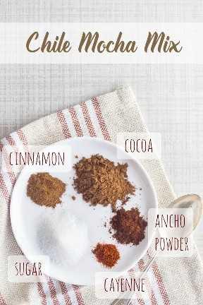 Chile Mocha Mix: solo agréguelo a su café habitual y disfrute de la experiencia Starbuck en su propia casa. Hace un regalo divertido!