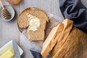 Receta de pan integral 100%
