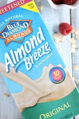 Brisa de almendras Almondmilk