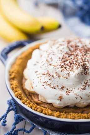 Receta Tradicional De Banoffee Pie