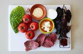 Ingredientes Solomillo De Buey Con Salsa De Chile 3