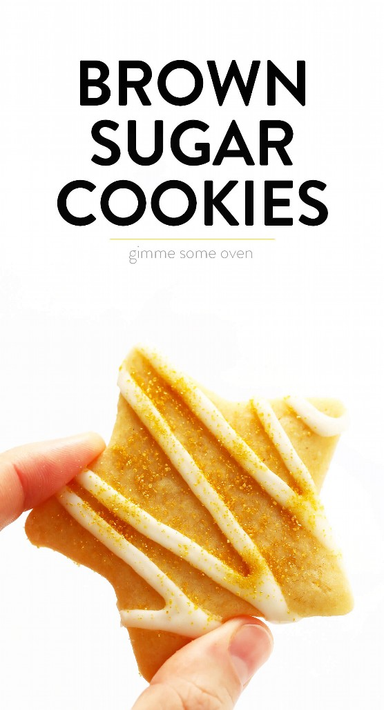 Receta de galleta de azúcar marrón