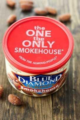 Mini Smokehouse Bolas De Queso De Almendras