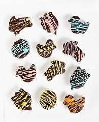 Malvaviscos caseros cubiertos de chocolate!