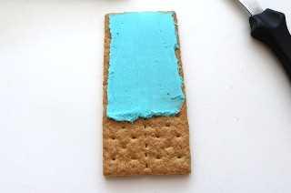 Como fazer biscoitos graham peeps