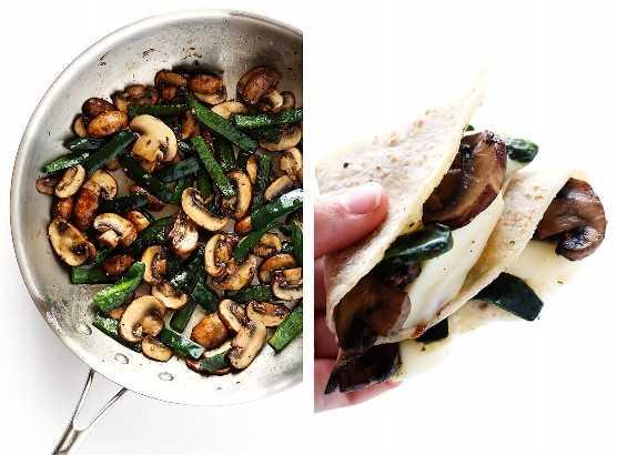 ¡Estas increíbles Quesadillas de queso oaxaqueño están hechas con solo 3 ingredientes simples, tardan aproximadamente 3 minutos y están llenas de GRAN sabor! Sírvelos con su salsa favorita como una deliciosa cena fácil o un aperitivo.   gimmesomeoven.com (Mexicano / Vegetariano / Sin Gluten)