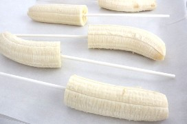 Congelar las bananas