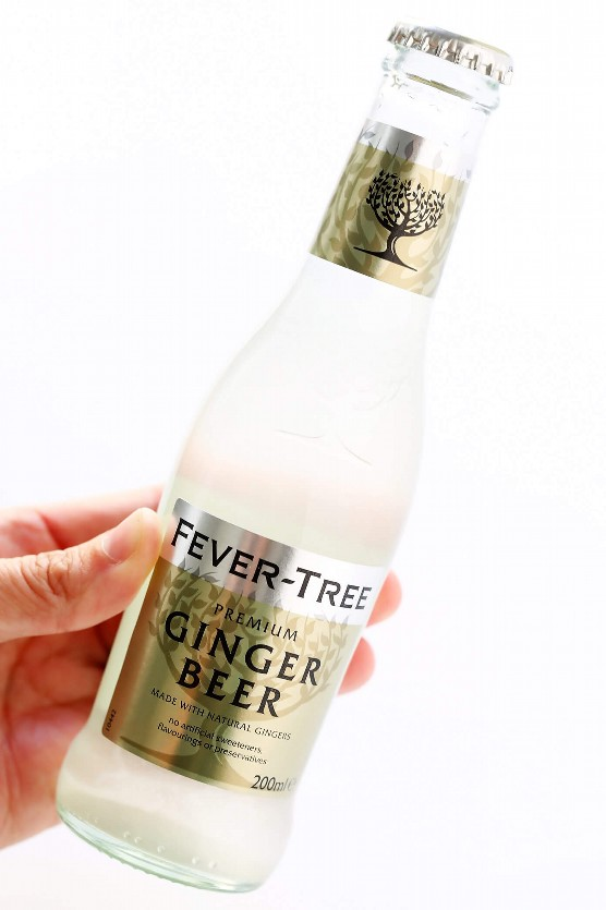 ¡Fever Tree Ginger Beer es perfecta para una receta de Moscow Mule!