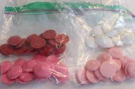 Dulces Metls para Valentine's Marshmallow Pops
