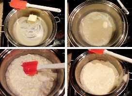 Cómo hacer golosinas de arroz Krispie