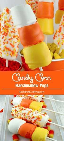 """¿Buscas golosinas de Halloween únicas y deliciosas para una fiesta? ¿Qué hay de Candy Corn Marshmallow Pops? Tan fácil de hacer y no vas a creer lo deliciosos que son. Serían un postre divertido para una fiesta de Halloween. Fija este gran postre de Halloween para más tarde y síguenos para obtener más ideas divertidas sobre la Comida de Halloween. """"Width ="""" 680 """"height ="""" 1500 """"data-pin-description ="""" ¿Buscas golosinas de Halloween únicas y deliciosas para una fiesta? ¿Qué hay de Candy Corn Marshmallow Pops? Tan fácil de hacer y no vas a creer lo deliciosos que son. Serían un postre divertido para una fiesta de Halloween. Fije este gran postre de Halloween para más tarde y síganos para obtener más ideas divertidas sobre la Comida de Halloween. """"Srcset ="""" https://juegoscocinarpasteleria.org/wp-content/uploads/2019/04/1554504049_489_Dulces-de-malvavisco-de-maiz-dulce.jpg 680w, https://www.twosisterscrafting.com/wp-content/uploads/2016/09/candy-corn-marshmallow-pops-600x1324.jpg 600w, https://www.twosisterscrafting.com/wp-content/uploads /2016/09/candy-corn-marshmallow-pops-464x1024.jpg 464w, https://www.twosisterscrafting.com/wp-content/uploads/2016/09/candy-corn-marshmallow-pops-136x300.jpg 136w """"tamaños ="""" (ancho máximo: 680px) 100vw, 680px """"/></p> <p>** Esta publicación contiene enlaces de afiliados, pero solo recomendamos productos que realmente usamos y nos gustaron. Gracias por apoyar a Two Sisters!</p> </pre> <p></p> </div>"""