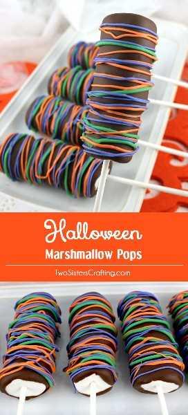 """Halloween Marshmallow Pops: divertido postre de Halloween que su familia adorará. Fáciles de hacer y súper deliciosos, estos popmall Pops cubiertos de chocolate serían un excelente regalo de Halloween para la fiesta de Halloween de este año. Coloca este delicioso dulce de Halloween para más tarde y síguenos para obtener más ideas geniales de comida de Halloween. """"Width ="""" 680 """"height ="""" 1500 """"data-pin-description ="""" Pops de malvavisco de Halloween: divertido postre de Halloween que tu familia adorará. Fáciles de hacer y súper deliciosos, estos popmall Pops cubiertos de chocolate serían un excelente regalo de Halloween para la fiesta de Halloween de este año. Guarde este delicioso Caramelo de Halloween para más tarde y síganos para obtener más ideas geniales de Comida de Halloween. """"Srcset ="""" https://juegoscocinarpasteleria.org/wp-content/uploads/2019/04/1554580262_977_Pops-de-malvavisco-de-Halloween.jpg 680w, https://www.twosisterscrafting.com/wp-content/uploads/2016/09/hallloween-marshmallow-pops-600x1324.jpg 600w, https://www.twosisterscrafting.com/wp-content/uploads/2016/09 /hallloween-marshmallow-pops-464x1024.jpg 464w, https://www.twosisterscrafting.com/wp-content/uploads/2016/09/hallloween-marshmallow-pops-136x300.jpg 136w """"tamaños ="""" (ancho máximo : 680px) 100vw, 680px """"/></p> </p> <p>** Esta publicación contiene enlaces de afiliados, pero solo recomendamos productos que realmente usamos y nos gustaron. Gracias por apoyar a Two Sisters!</p> </pre> <p></p> <div class="""