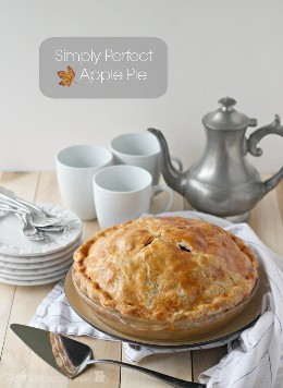 Cómo hacer la tarta de manzana perfecta | Hornear un momento