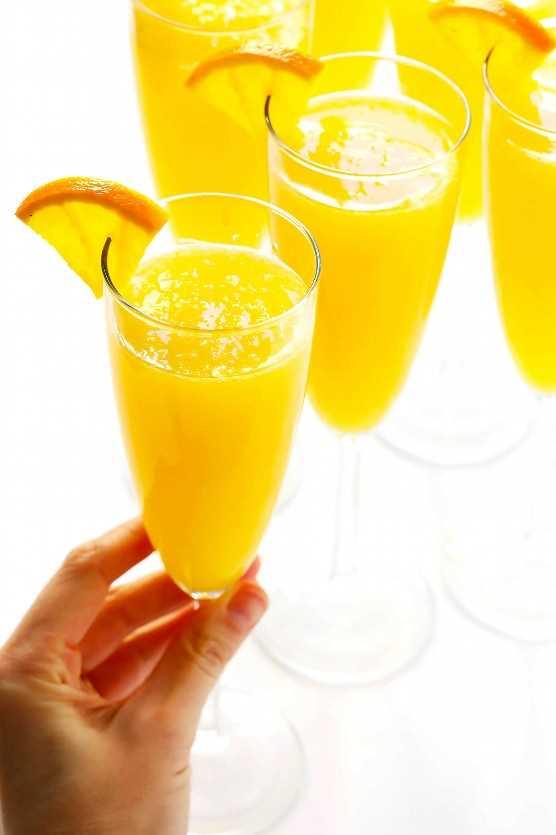 A melhor receita de Mimosa