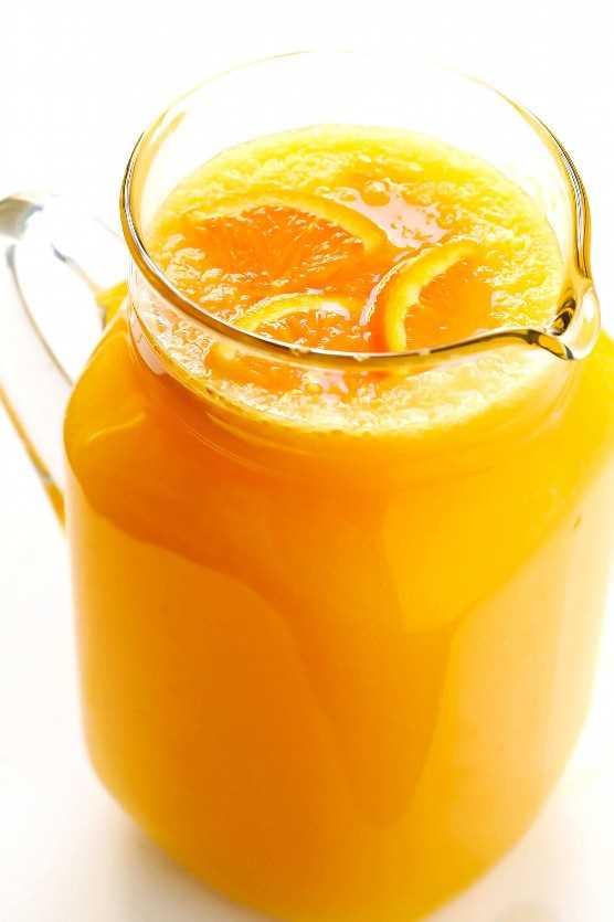Receita de jarra de mimosa