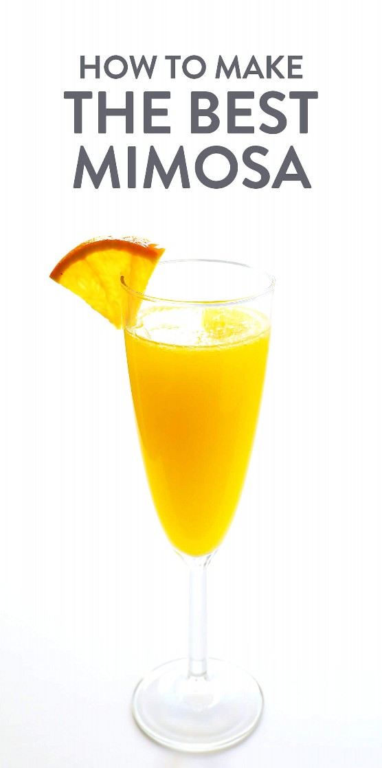 Como fazer a melhor mimosa